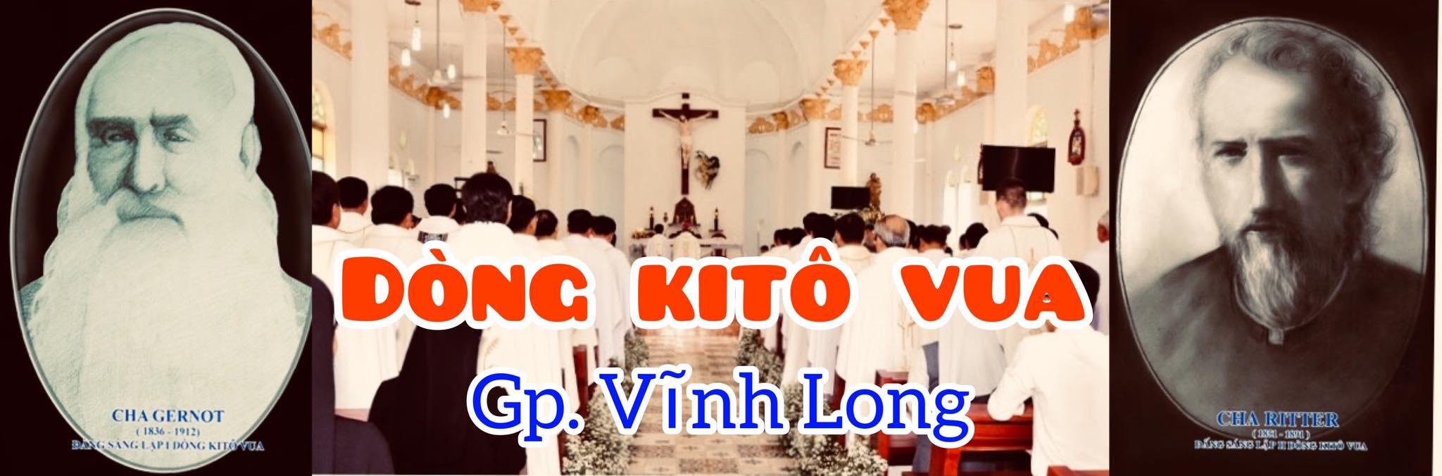 ..:: Dòng Kitô Vua - Giáo phận Vĩnh Long ::..